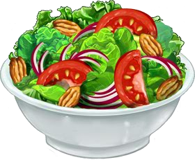 Recipe Shallot Vinaigrette Salad Png PNG images