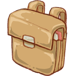 School Bag Icon Transparent School Bag Png Images Vector Freeiconspng