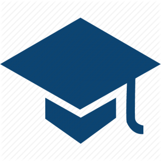 Eductaion, Hat, School Icon PNG images