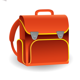 School Bag Icon PNG images
