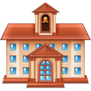 School Building Icon Png PNG images