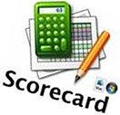 Scorecard Save Icon Format PNG images