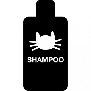 Cat Shampoo Bottle Icon PNG images