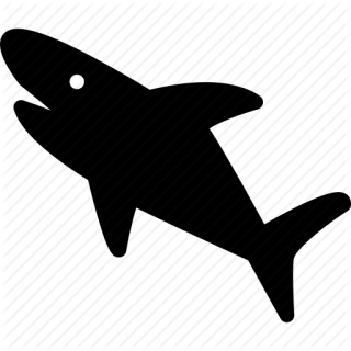 Drawing Shark Icon PNG images