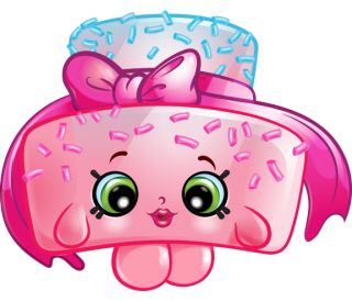 Shopkins CAKE Png PNG images