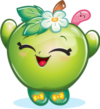 Shopkins Green Png PNG images
