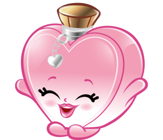 Shopkins Sally Scent Art Official Png PNG images