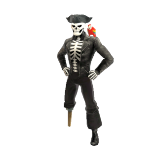 Skeleton Pirate Png PNG images