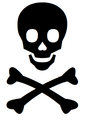 Download Picture Skull And Crossbones PNG images