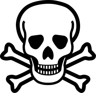 Skull And Crossbones PNG Picture PNG images