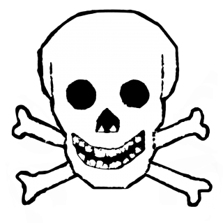 Icon Skull PNG images