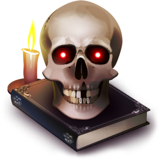 Skull Hallowen Icon PNG images