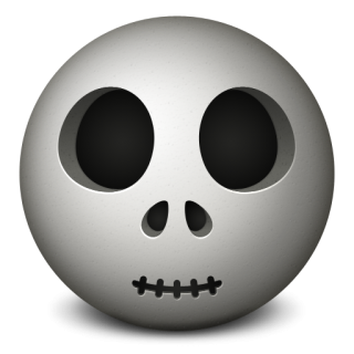 Skull For Icons Windows PNG images