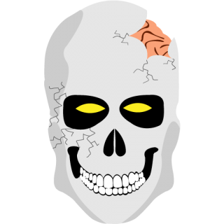 Icon Skull Png PNG images