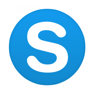 Skype Icon Svg PNG images