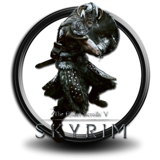 Amazing The Elder Scrolls Skyrim Icon S7 PNG images