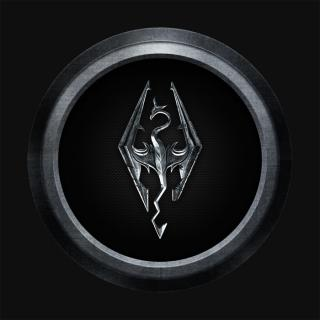 Design Skyrim Icon PNG images
