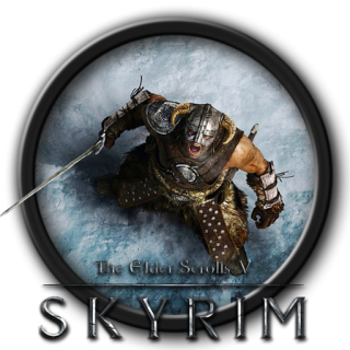 Skyrim Png Icon V PNG images