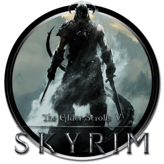 The Elder Scrolls V Skyrim Icon By Mohitg PNG images