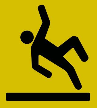 Slippery Floor Icon PNG images