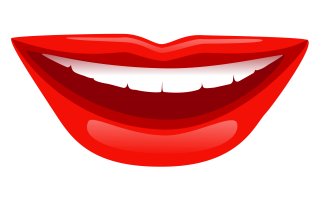 Smile Mouth Lips PNG Pic PNG images