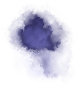 Smoke Blue And White Transparent PNG images