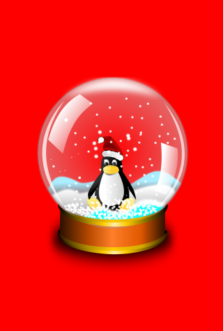 Christmas Snow Globe Png PNG images