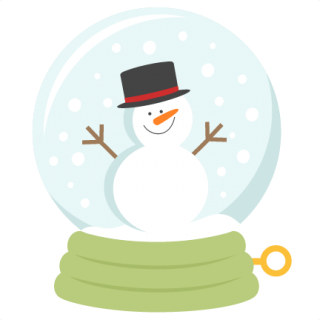 Photo Snow Globe PNG PNG images