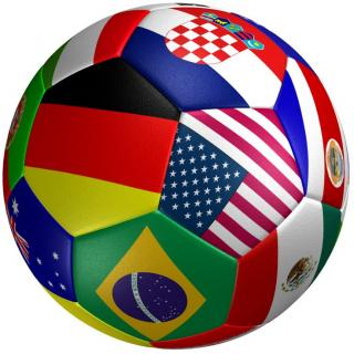 World Cup Soccer Ball Png Background PNG images
