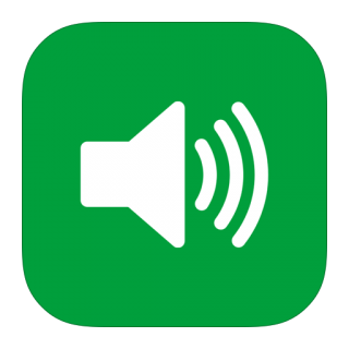 Green Sound Png Icon PNG images