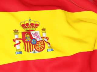 Vector Spain Flag Icon PNG images