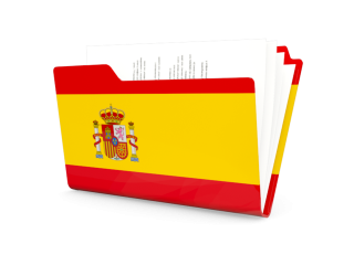 Free Spain Flag Vector PNG images