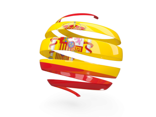 Download Png Icon Spain Flag PNG images