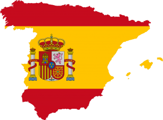 Spain Flag Vector Icon PNG images
