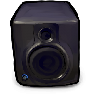 Png Simple Speaker PNG images