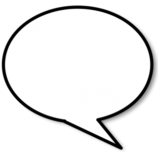 Speech Bubble In Png PNG images
