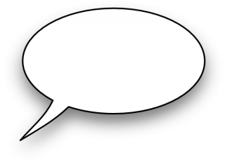 Word Speech Bubble Png PNG images