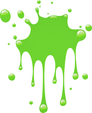 Green Splat Png PNG images