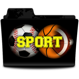 Sport Folder Icon PNG images