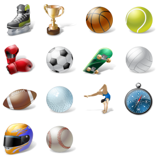 Sport Full Icon PNG images