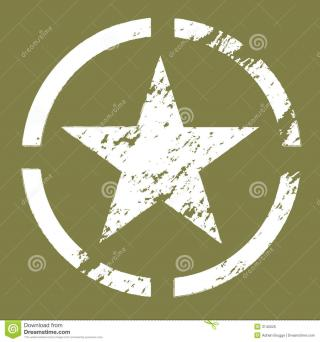 Pictures Star Army Icon PNG images