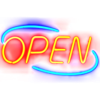 Displaying 17> Images For Neon Open Sign Png PNG images