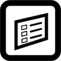 Icon Summary Transparent PNG images