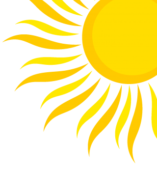 Summer Sun Png PNG images