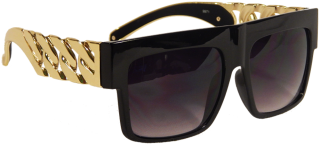 Male Sunglasses Thug Life Png PNG images