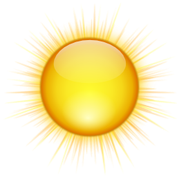 Svg Sunny Icon PNG images