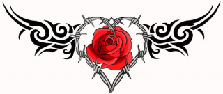 Rose Tattoos Png PNG images