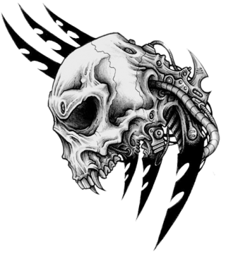 Skull Tattoos Png PNG images