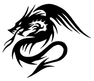 Tattoo Dragon Png PNG images