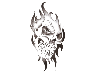 Tattoo Skull Png PNG images
